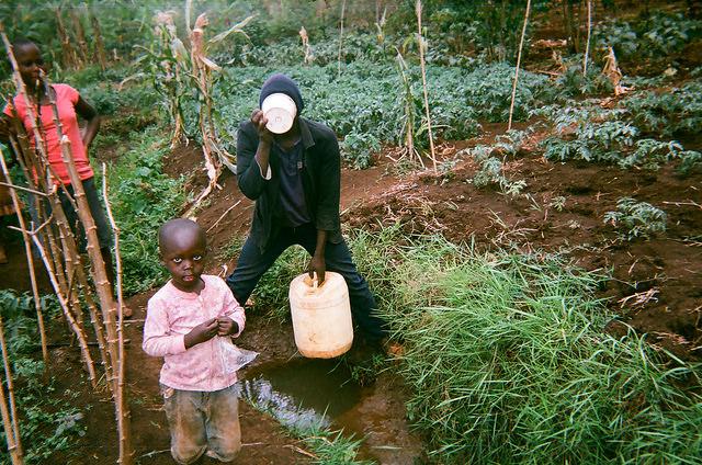 Uganda drinking