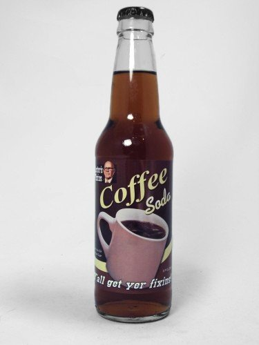 Lesters coffee flavored soda